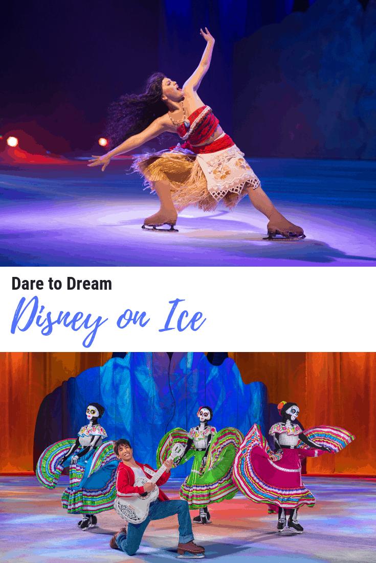 disney on ice dare to dream portland