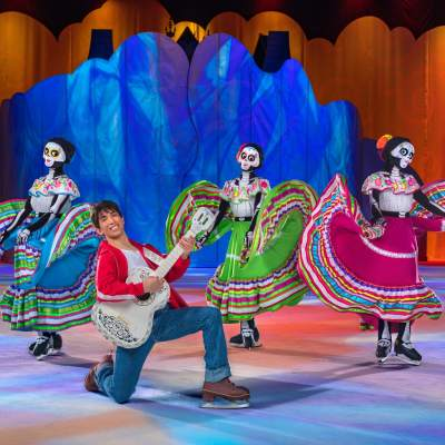 Disney On Ice in Portland through October 28 will make you Dare to Dream