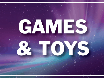 Games and Toys Holiday Gift Guide
