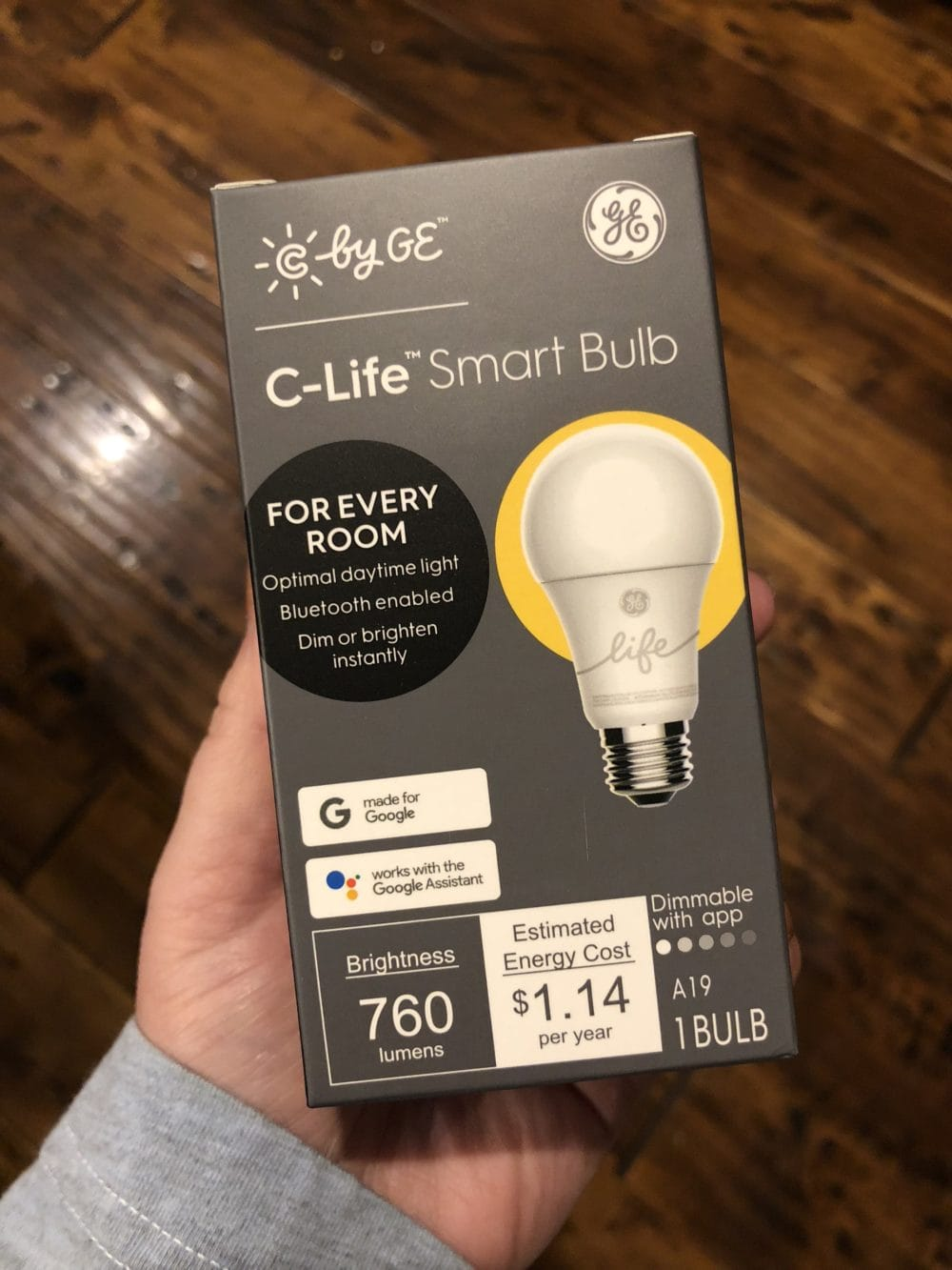 C-Lite - Get Connected with the Google Smart Light Starter Kit with Google Assistant