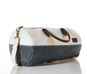Seabags Grey Chebeague Duffel