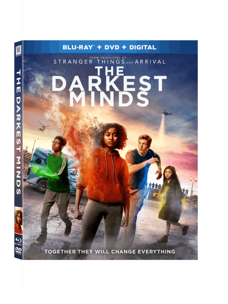 The Darkest Minds on Digital/Blu-Ray/DVD