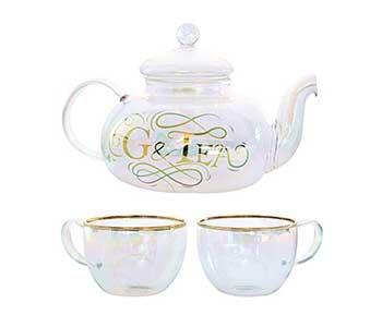 Ultra-Stylish G & Tea