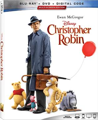 Bring Home Disney's Christopher Robin on Blu-Ray