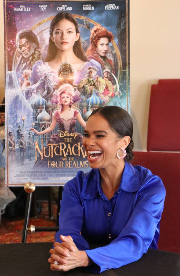 misty copeland interview 1