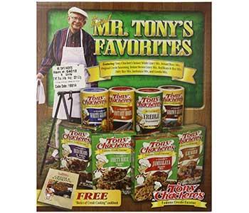Mr. Tony's Creole