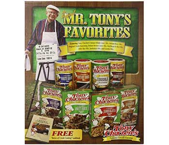 Mr. Tony's Creole