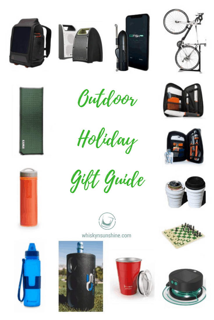outdoor holiday gift guide 2018
