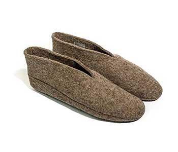 Tumar Organic Wool Slippers