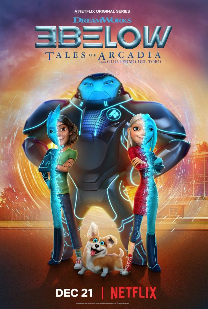 DreamWorks Debuts 3Below: Tales of Arcadia Season 1