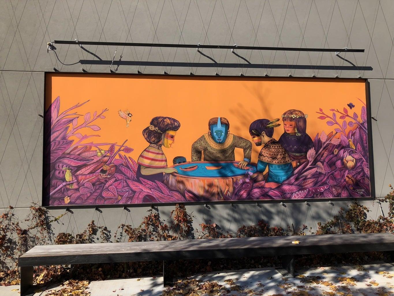 Art in Bentonville, Arkansas - Bentonville Street Art