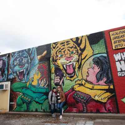 Art in Bentonville, Arkansas