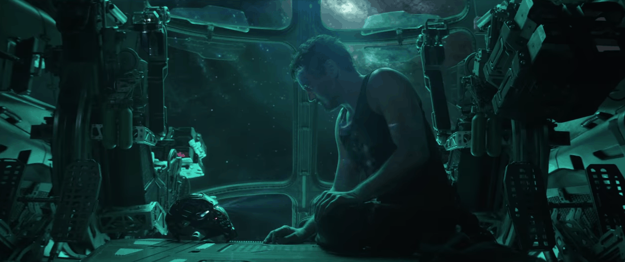 Avengers 4 End Game - tony stark