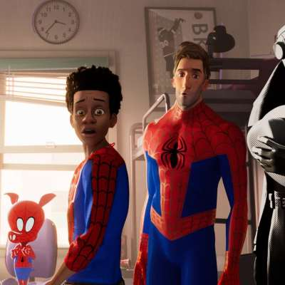 Spider-Man: Into the Spider-Verse on Blu-Ray March 19