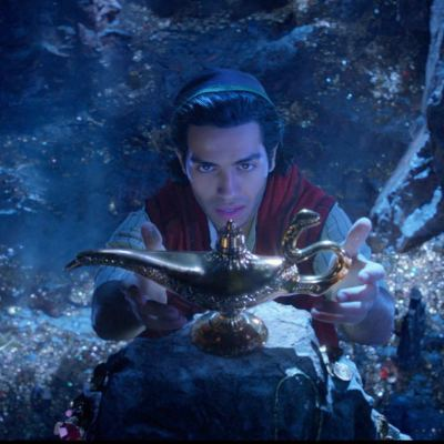 First Look: TV Spot for Disney's Aladdin
