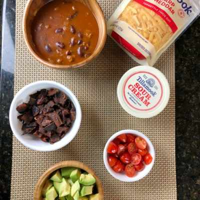 Loaded Totchos Recipe