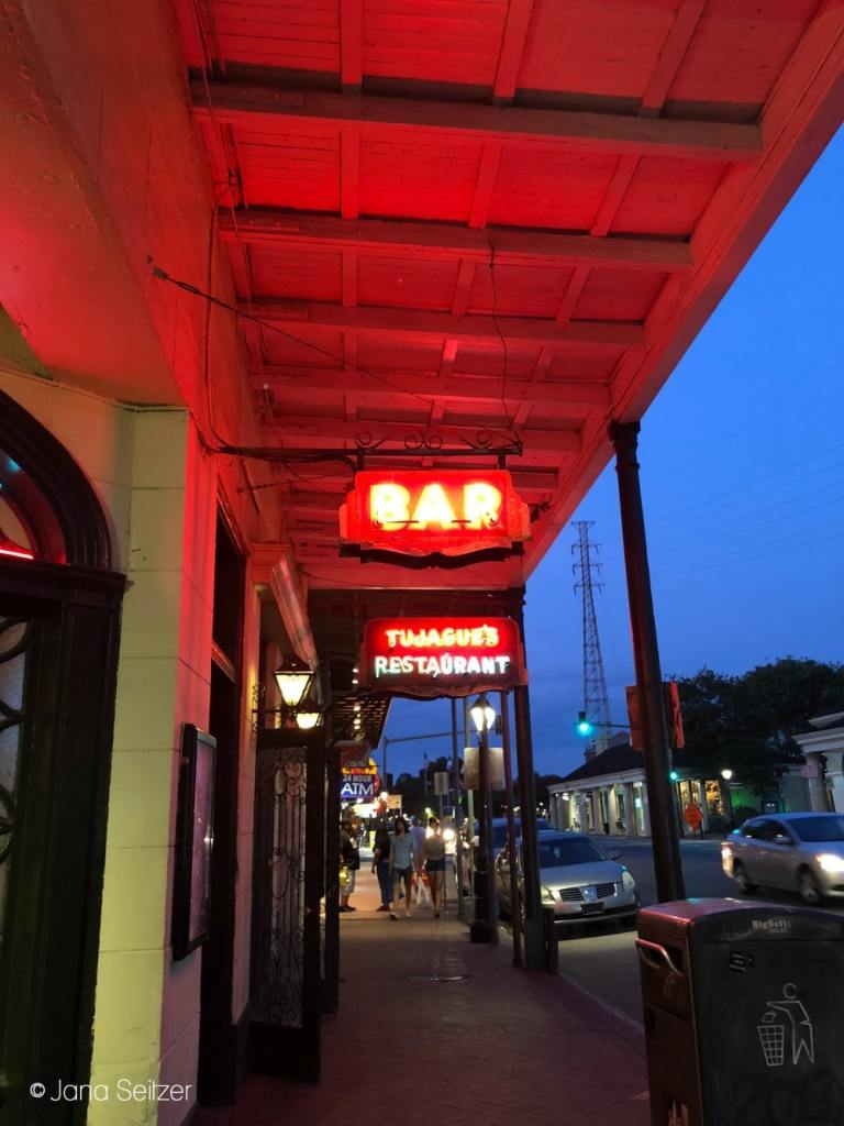 Tujague's Restaurant New Orleans