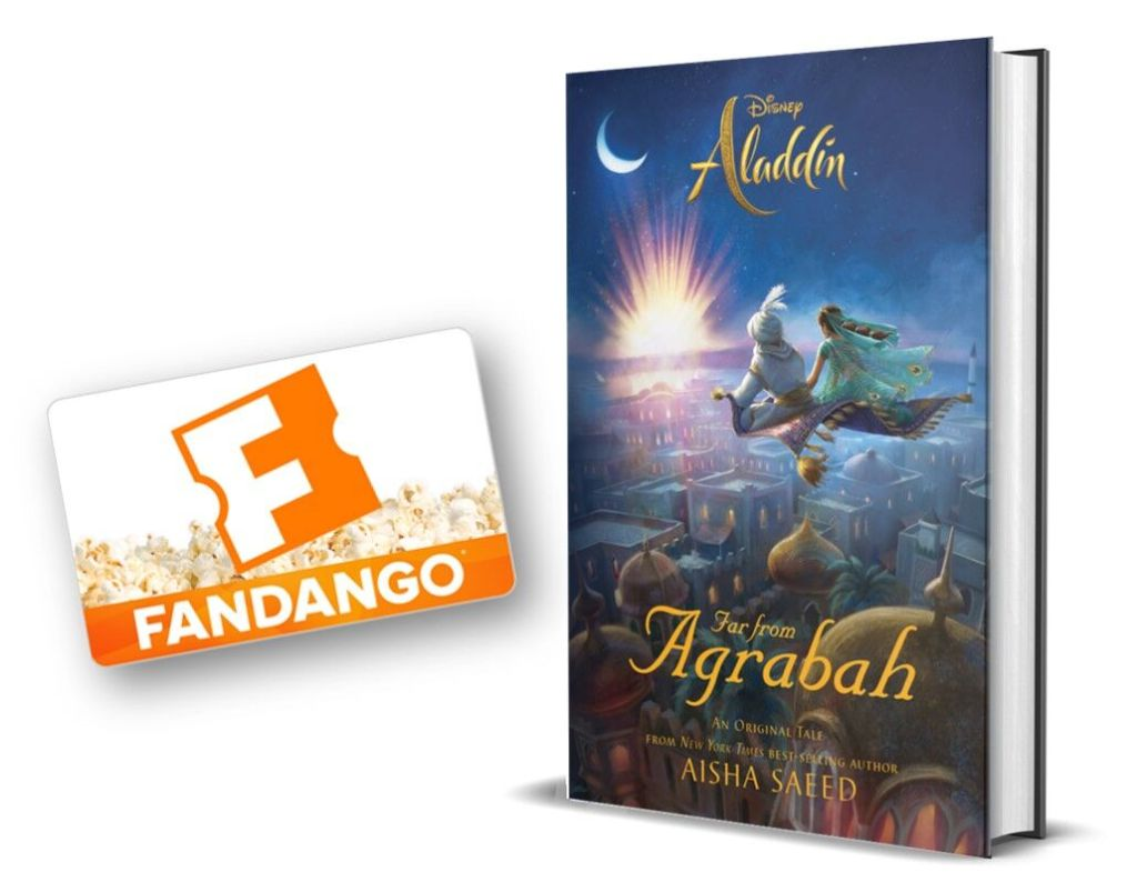 Aladdin: Far from Agrabah prize pack