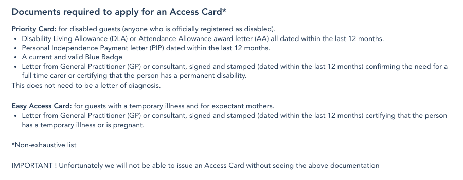 What You Need to Know About Disneyland Paris Disability Access Services for Kids with Special Needs