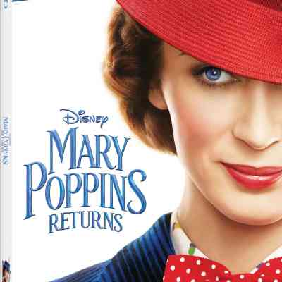 Disney's Mary Poppins Returns on DVD, Blu-Ray, Digital