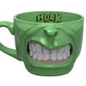 Zak Half-Face Hulk Mug