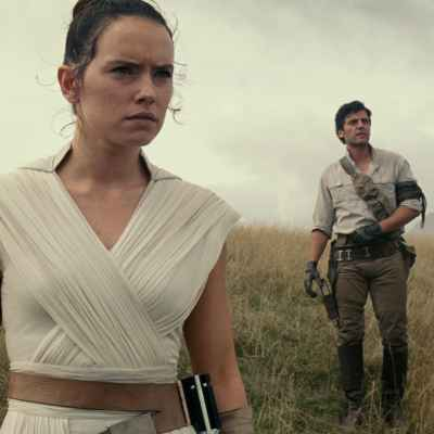 First Look: STAR WARS: THE RISE OF SKYWALKER trailer