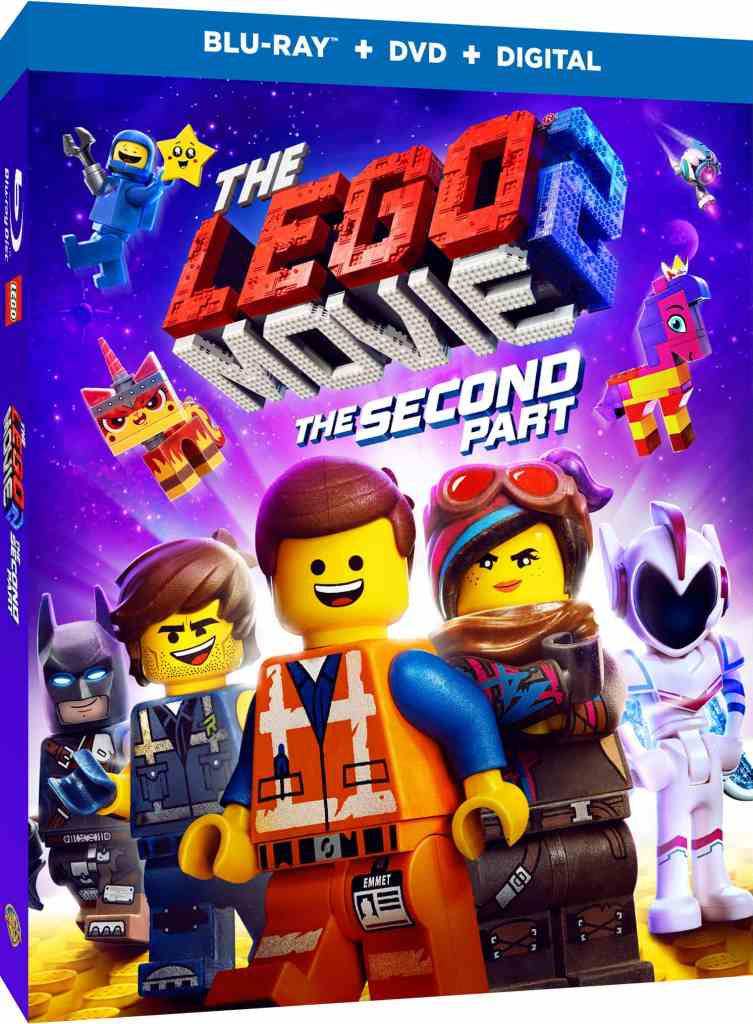 The LEGO Movie 2: The Second Part box art