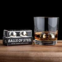 Balls of Steel Whiskey Chillers