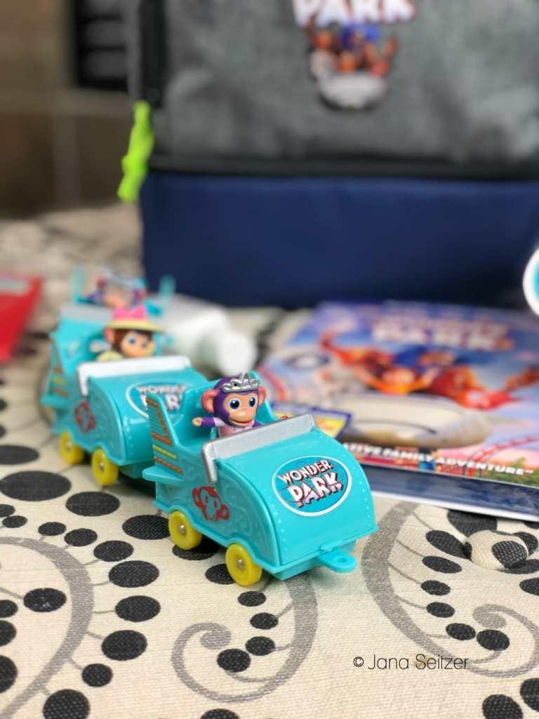 Wonder Park Amusement Park Family Survival Kit