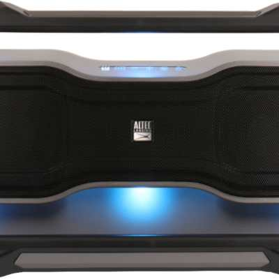 Altec Lansing RockBox XL Waterproof Bluetooth Portable Speaker