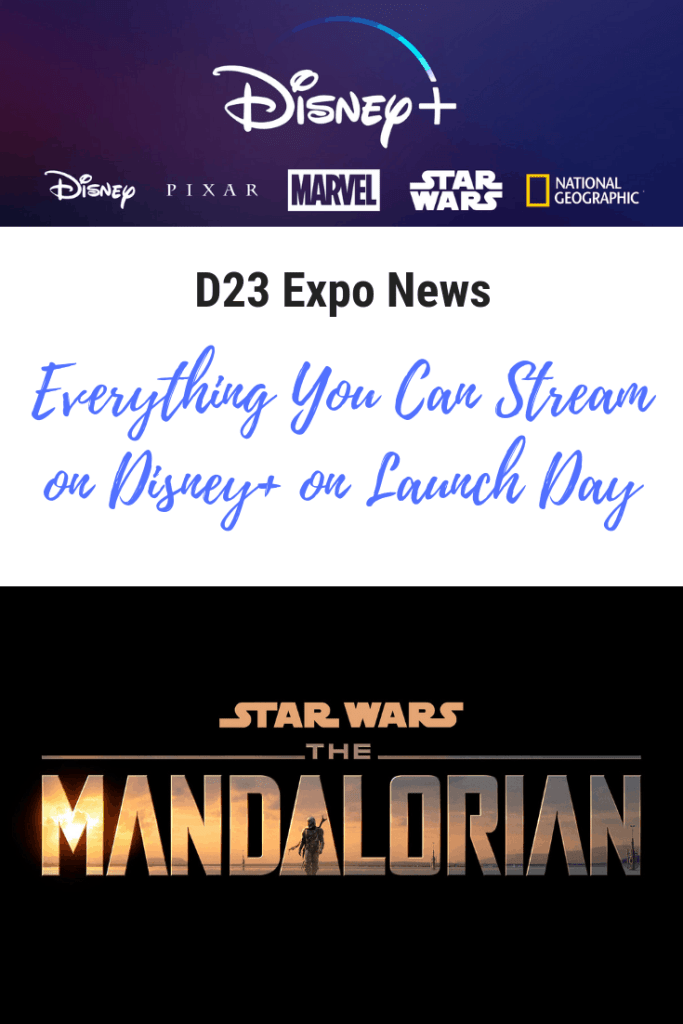 Everything You Can Stream on Disney Plus on Launch Day