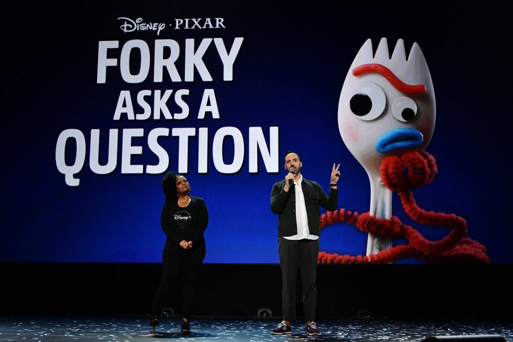 forky asks a question d23 expo