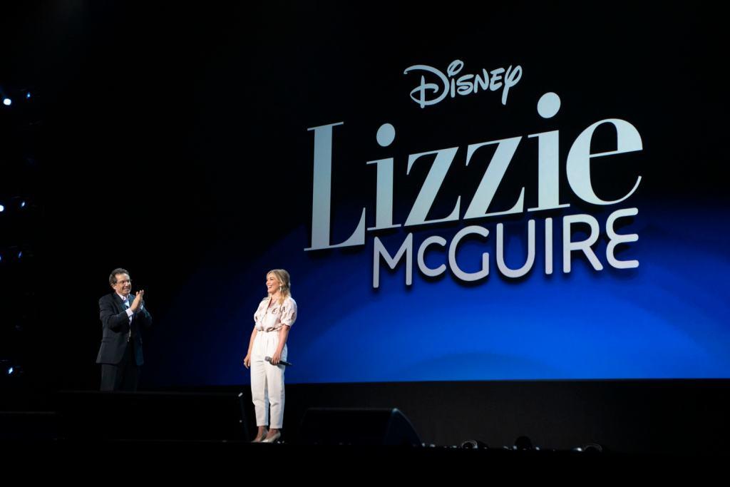Lizzie McGuire Reboot D23