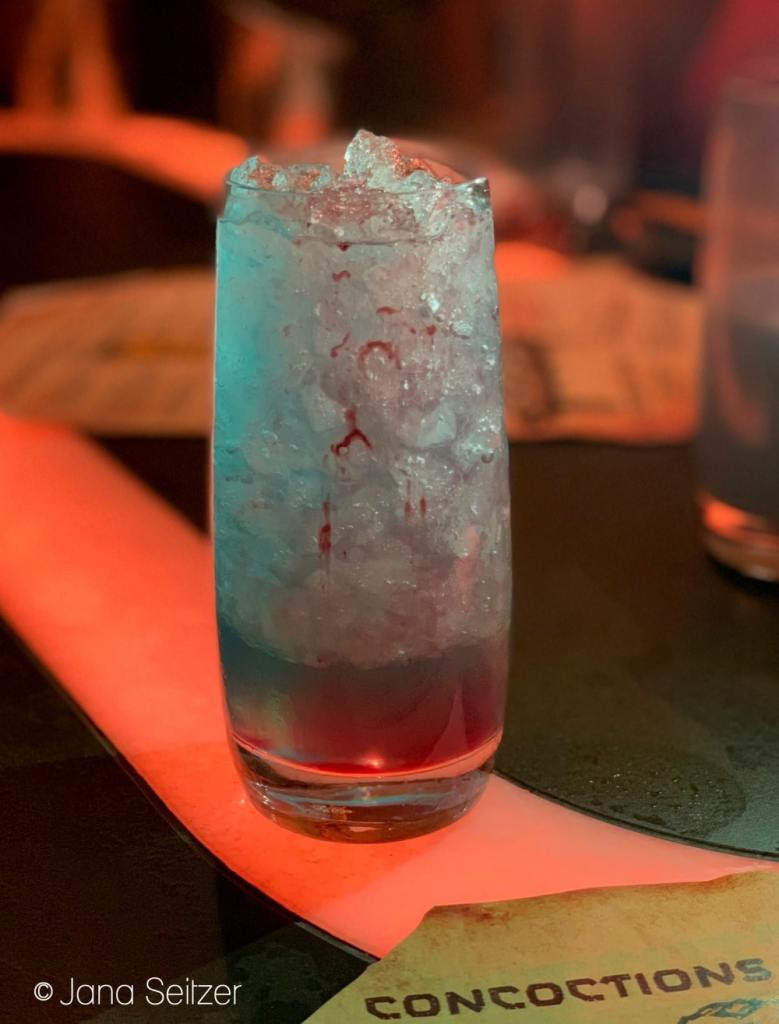 Hyperdrive (Punch It!) from Oga's Cantina at Star Wars: Galaxy's Edge