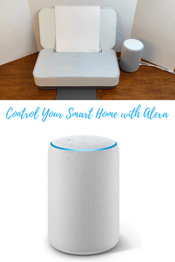 Control Your Smart Home with Alexa