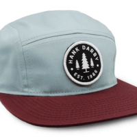 Hank Darby 1986 Camper Hat