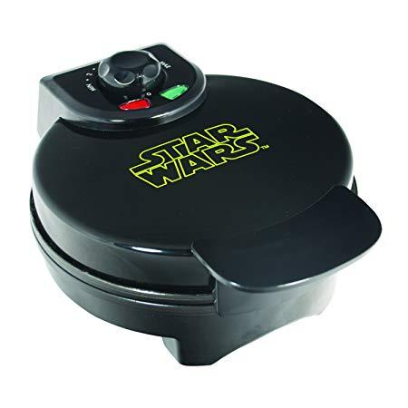 Darth Vader Waffle Maker
