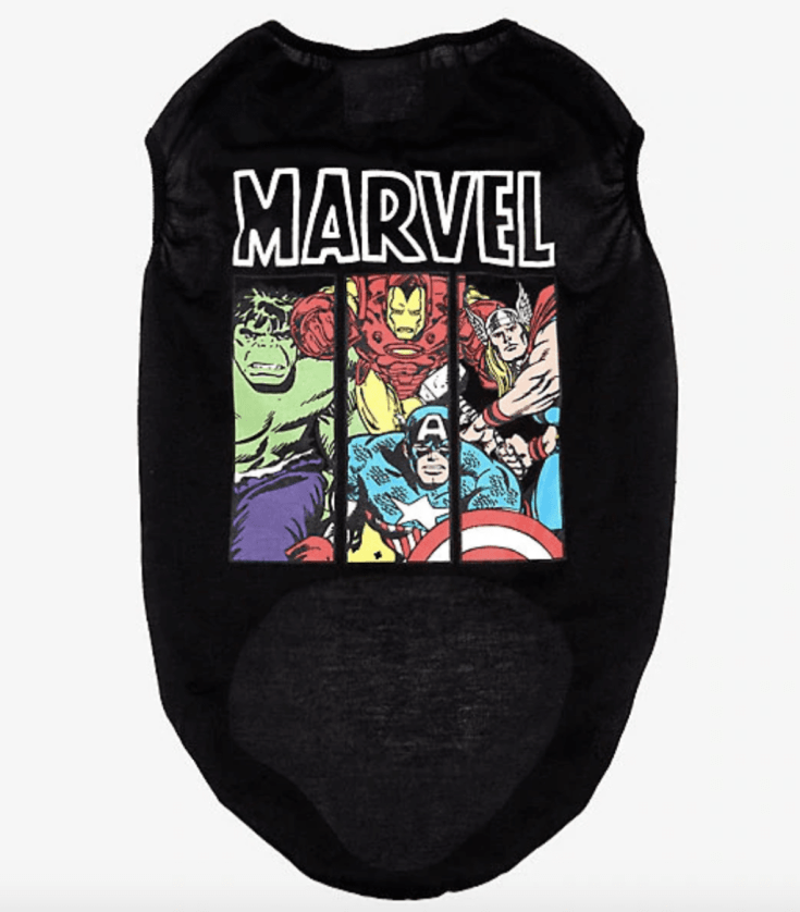 Marvel Avengers Pet Tank Top