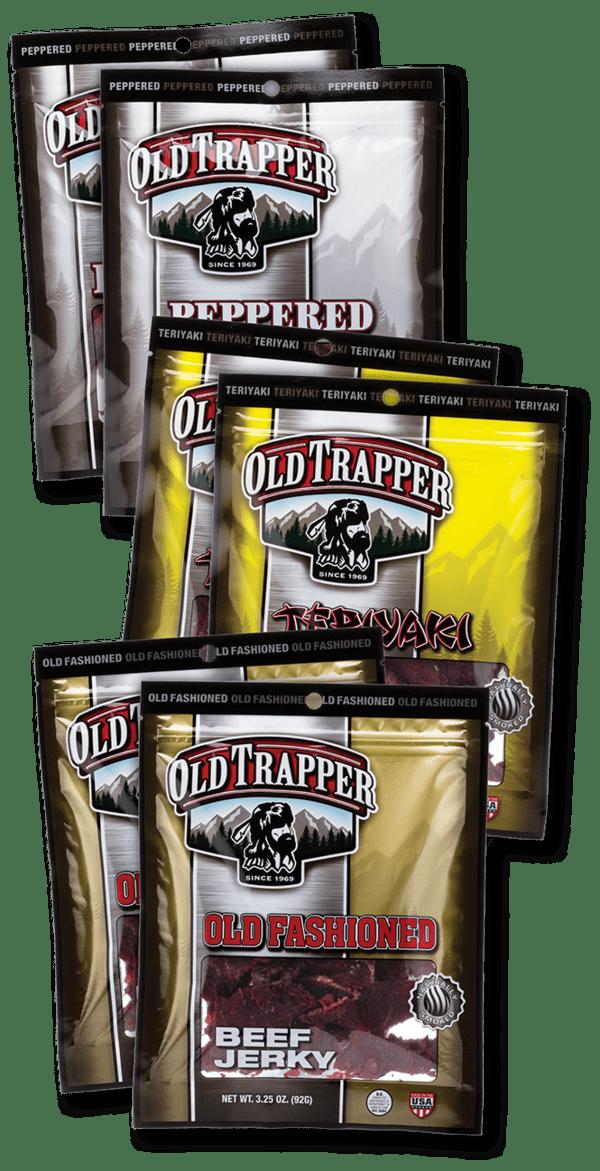 Old Trapper Jerky