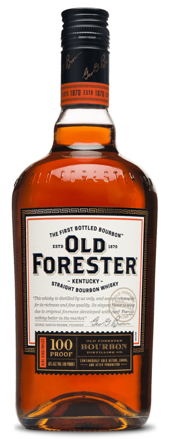 Old Forester Whisky