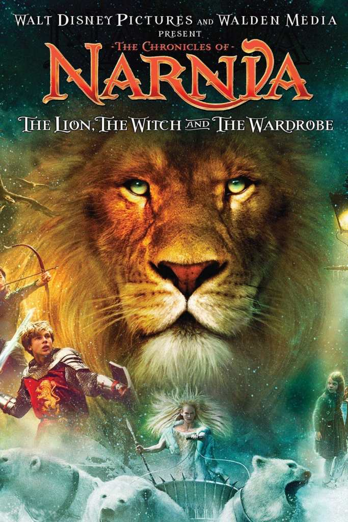 chronicles of narnia lion witch wardrobe