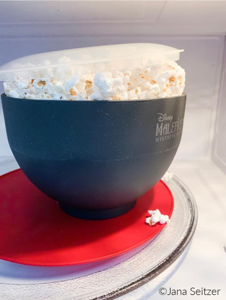 maleficent peak popcorn popper