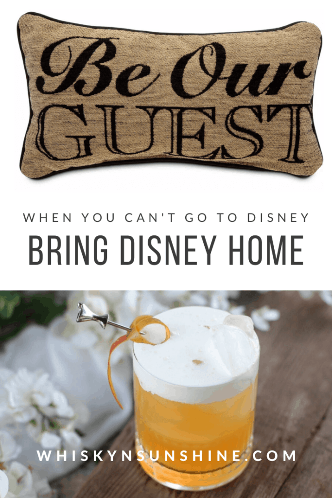 Bring Disney to Your Home - What to Do When You Can't Go to Disney