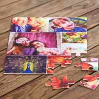 Custom Photo Puzzles from Collage.com
