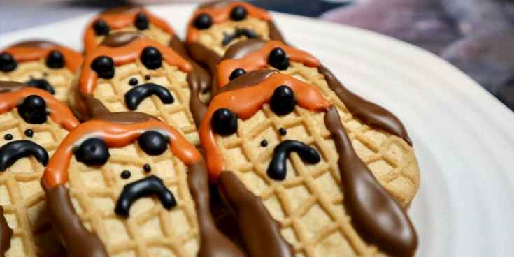 Easy Star Wars Porg Cookies