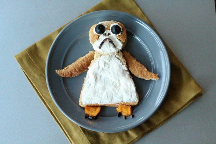 Star Wars Food Art - Porgwich