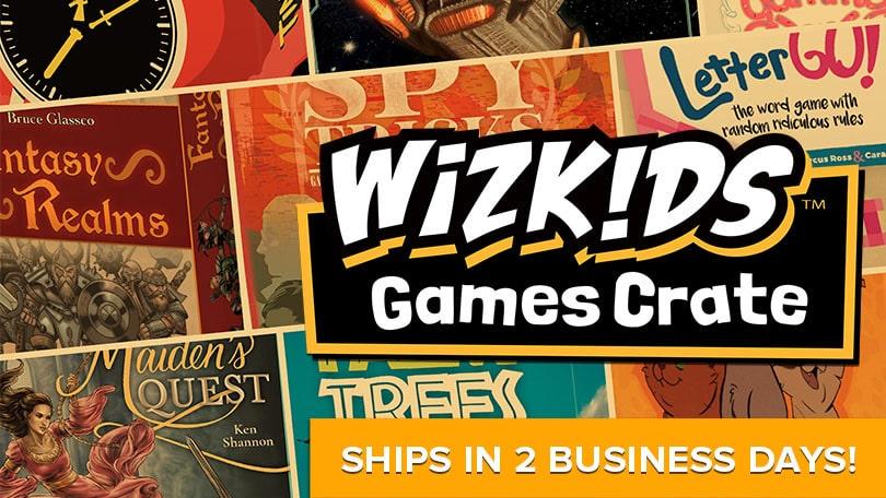 wizkids games crate