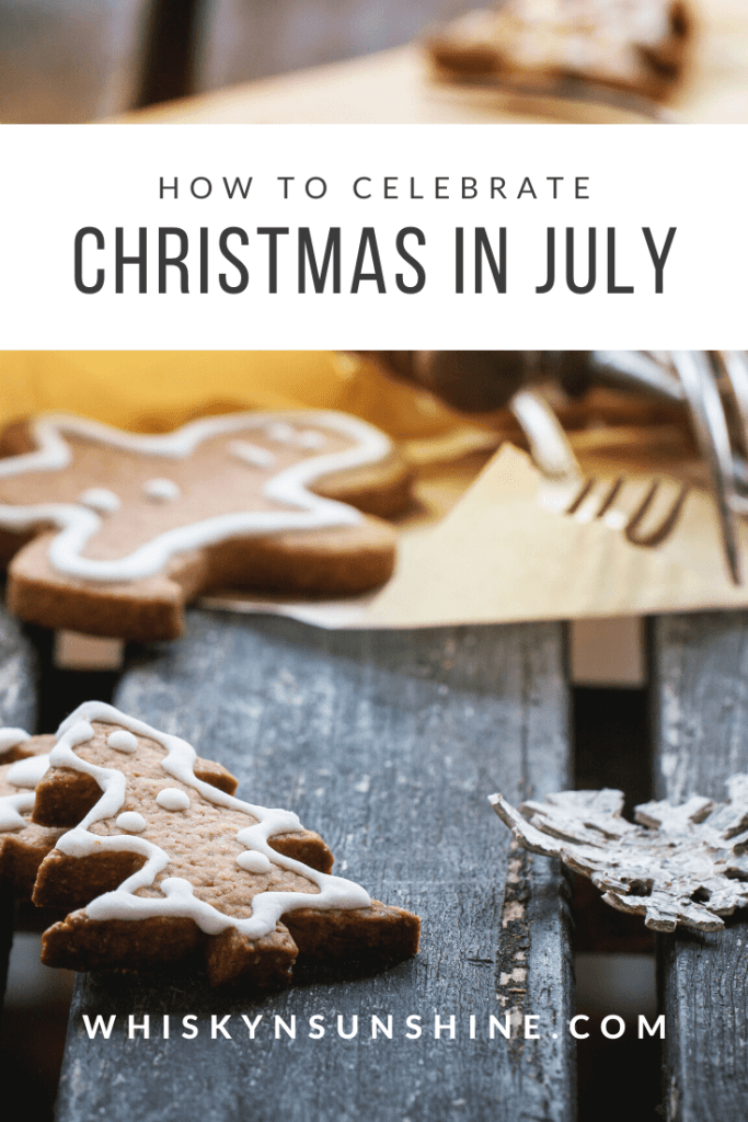 How to Celebrate Christmas in July