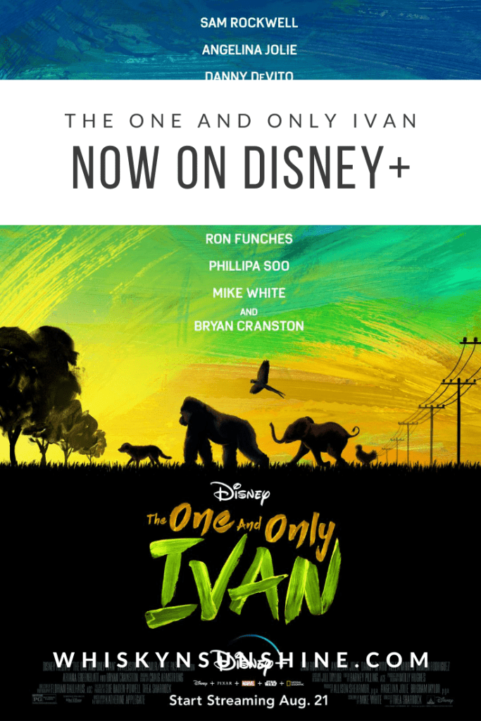 The One and Only Ivan on Disney+