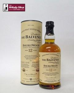 Balvenie 12 Double Wood 2014